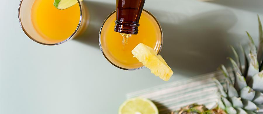 pienapple mocktail image