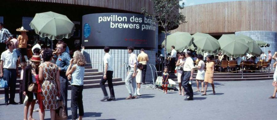 brewers pavilion