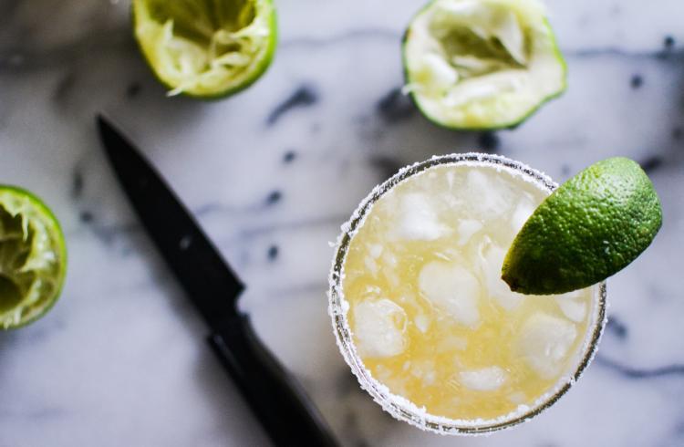 Margaritas à la bière blonde