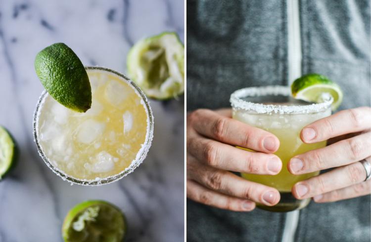 Pale Ale Margaritas