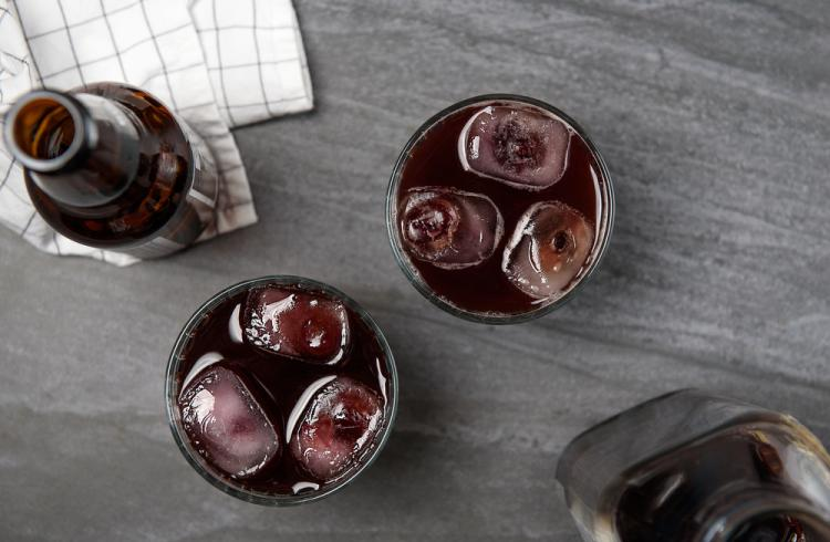 Black Cherry Mocktail