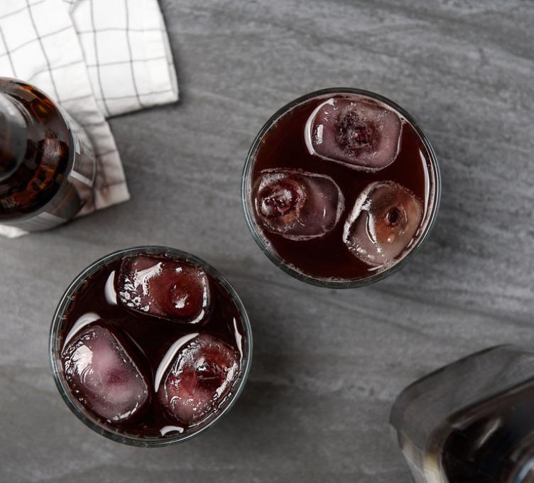 Black Cherry Mocktail